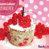 Johannisbeer-Nusskuchen
