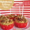 Haferflocken-Apfelmus-Muffins