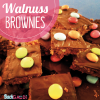 Walnuss-Brownies