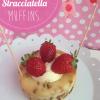 Stracciatella Muffins