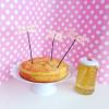 Honigwaben-Kuchen