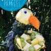 Ananas Papagei
