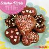 Schoko-Kürbis Muffins