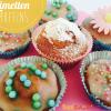 Limetten Muffins