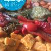 Süßkartoffel Antipasti