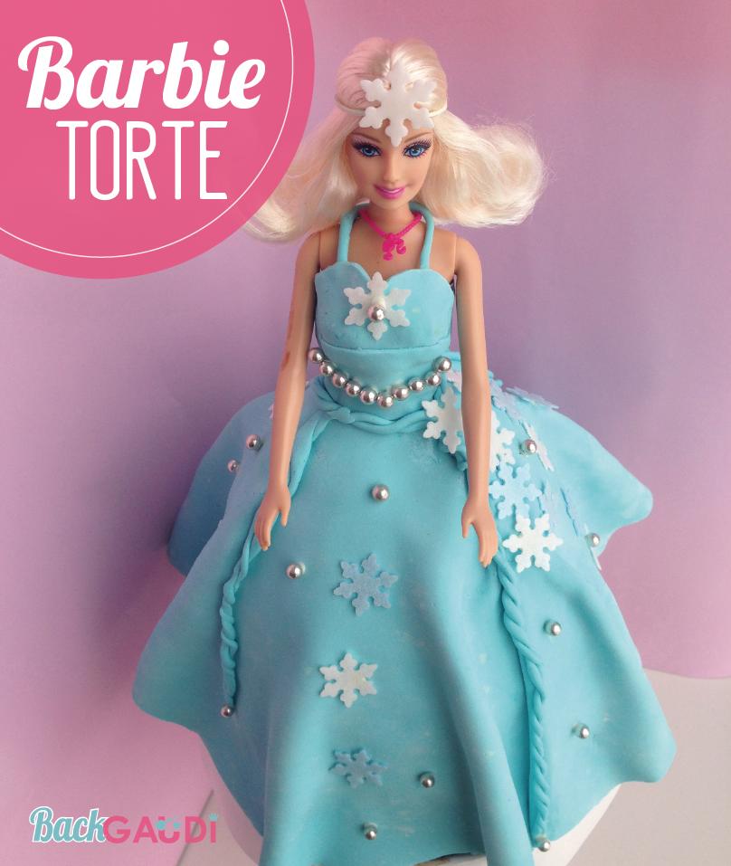 Barbie Torte Backgaudi